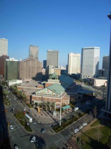 New Orleans Cityscape Blog