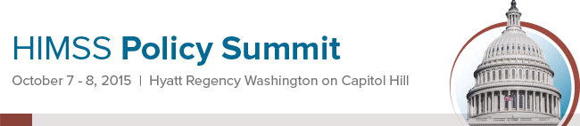 HIMSS Policy Summit 2015