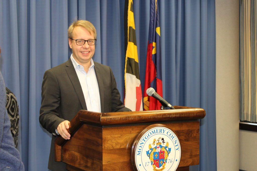 Tomas Lithner, Assistant Director General, Sweden