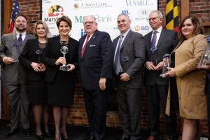 World Trade Center Institute 22nd Annual Maryland Leadership Award Winners